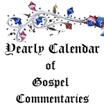 Commentary on Daily Gospel Readings by Month for the Entire Year