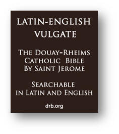 The Ancient Douay-Rheims Catholic Bible