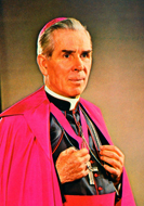 Archbishop Fulton Sheen - The Fourth Great Crisis in the Church - The End of Christendom