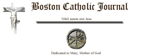Boston Catholic Journal