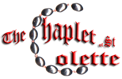 The Chaplet of Saint Colette
