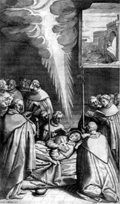 The Death of Saint Dominic