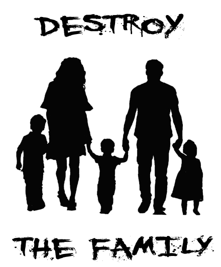 The Goal of the LGBT Movement: Destroy the Family